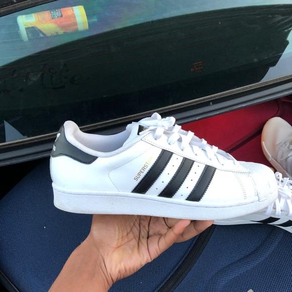 Adidas zapatos addias Super Star poshmark